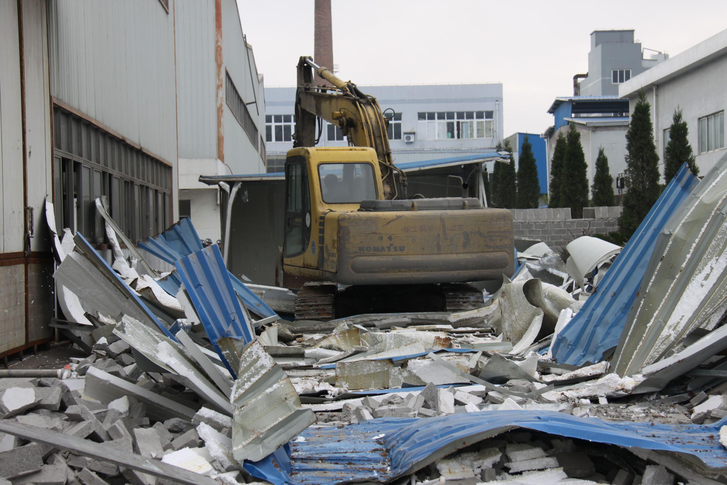 锦江区厂房拆除价格_武侯区建筑、建材价格-成都弘祥源盛拆除工程有限公司
