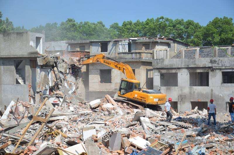 遂宁口碑好的旧房改造工程_优选建筑、建材-成都弘祥源盛拆除工程有限公司