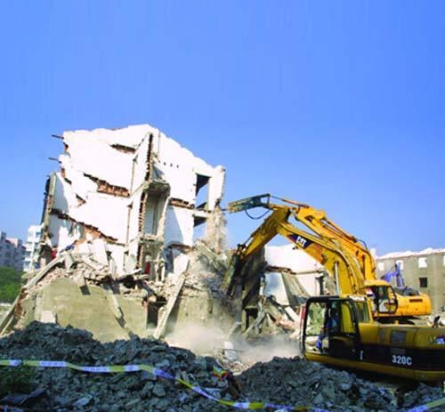 成都写字楼拆除多少钱_德阳建筑、建材-成都弘祥源盛拆除工程有限公司