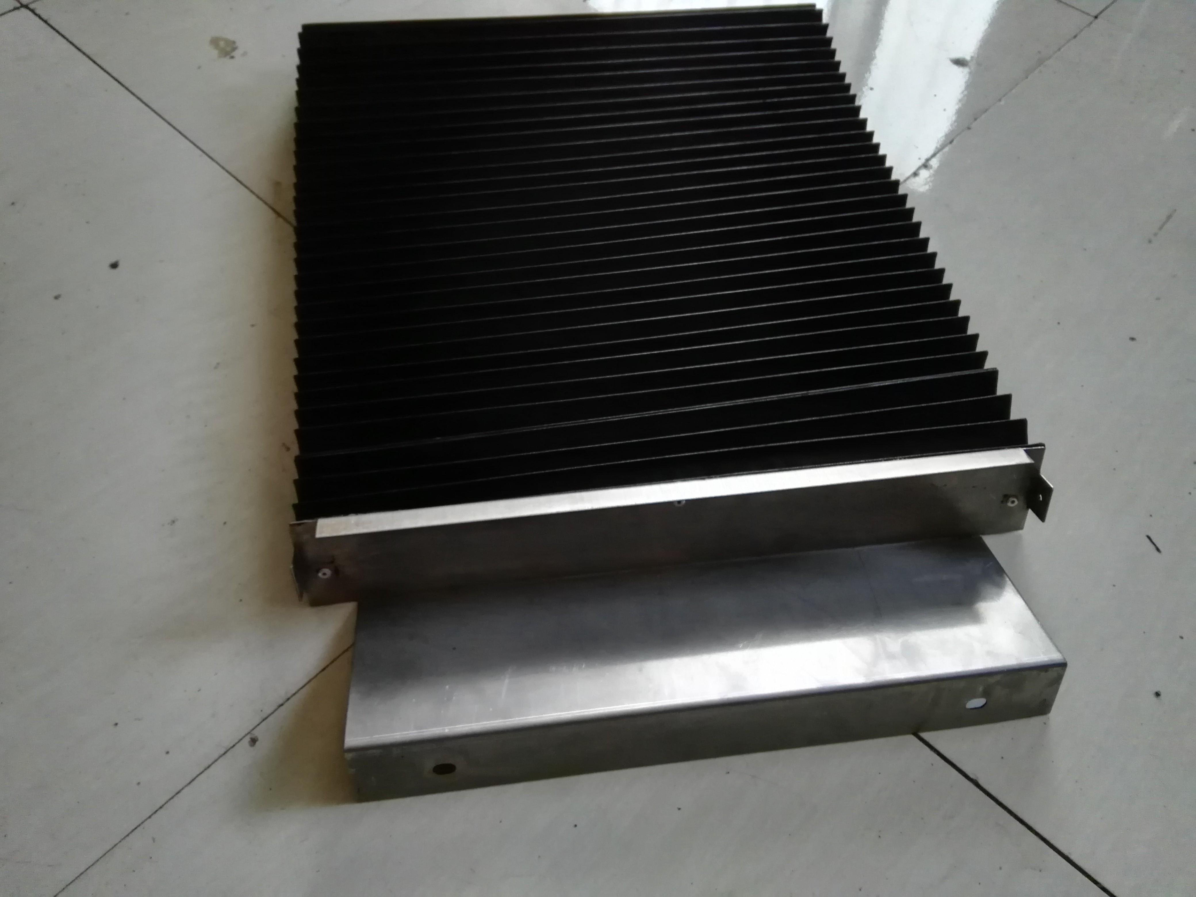 伸缩防尘罩供应商_缝合式油缸机床护罩-沧州万东机械制造有限公司