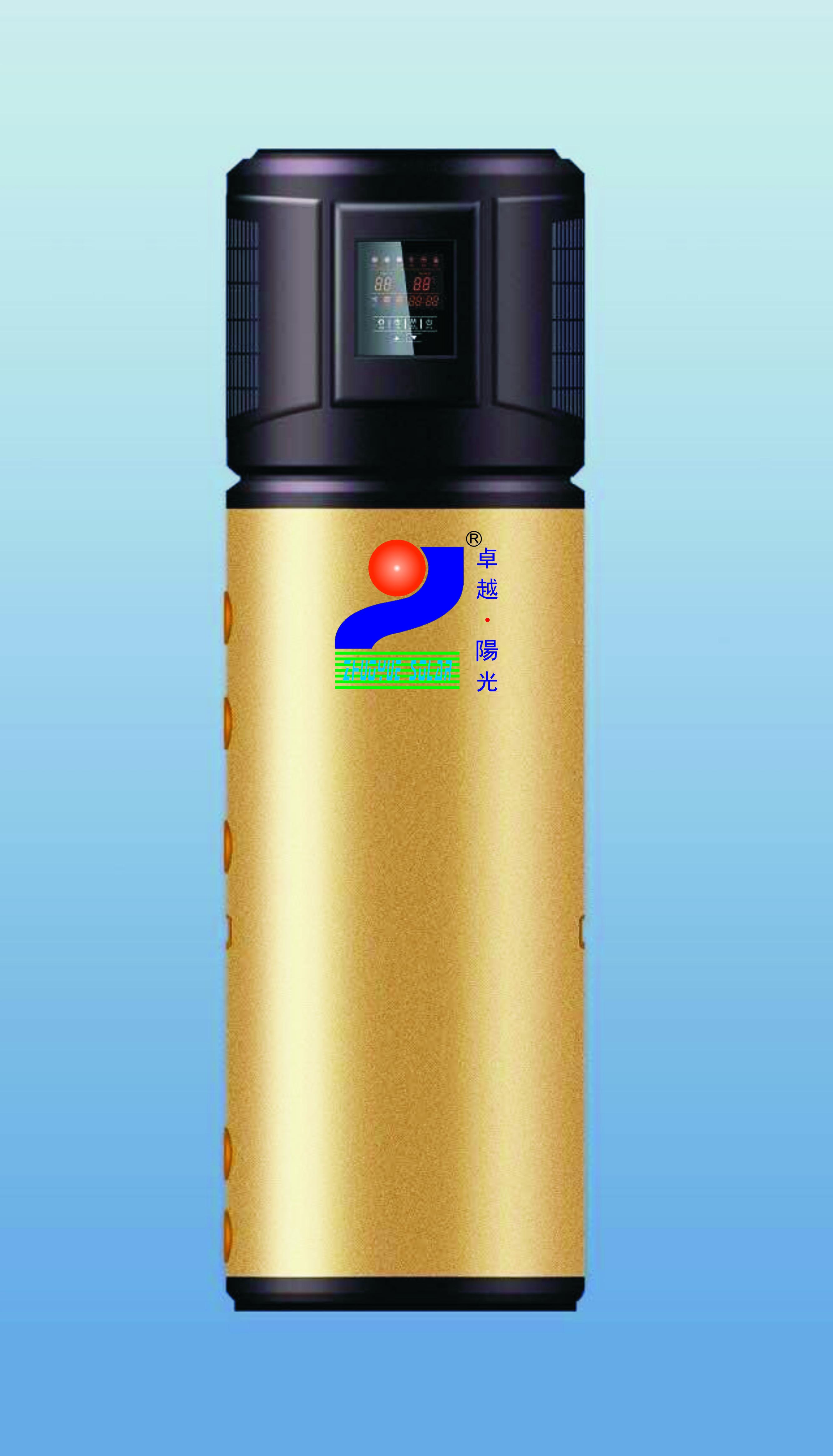 卓越空气能热水器_分水器相关-广东中投电器有限公司
