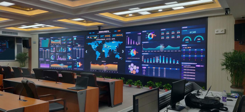 智慧城市LED电子显示屏生产商_显示效果好的led电子显示屏价格-卓华光电科技集团有限公司