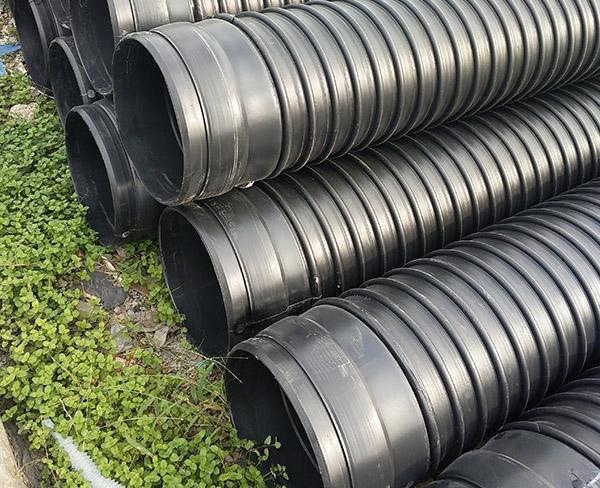 提供HDPE钢带波纹螺旋管销售_原装采购-安徽荣冠管业科技有限公司