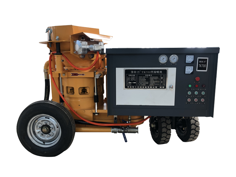 购买TK700岩峰湿喷机_液压湿喷机相关-河南耿工机械设备有限公司