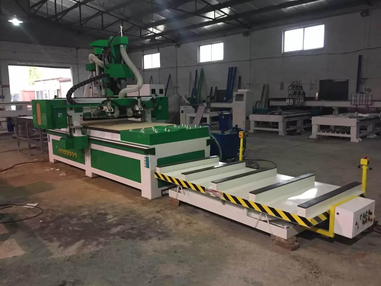 湖北定制板式家具生产线安装-经济开发区誉卓雕刻机经营部