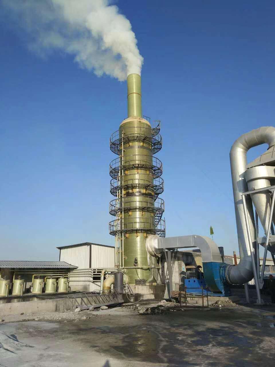 河北玻璃钢冷却塔厂家_玻璃冷却塔相关-河北国纤复合材料有限公司