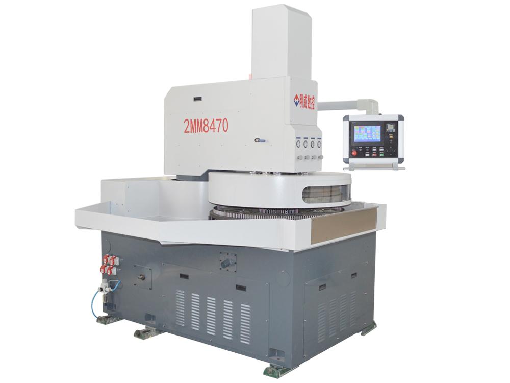双端面精密研磨机2MM8470制造商_正宗磨床厂家直销-河南明威数控设备有限公司