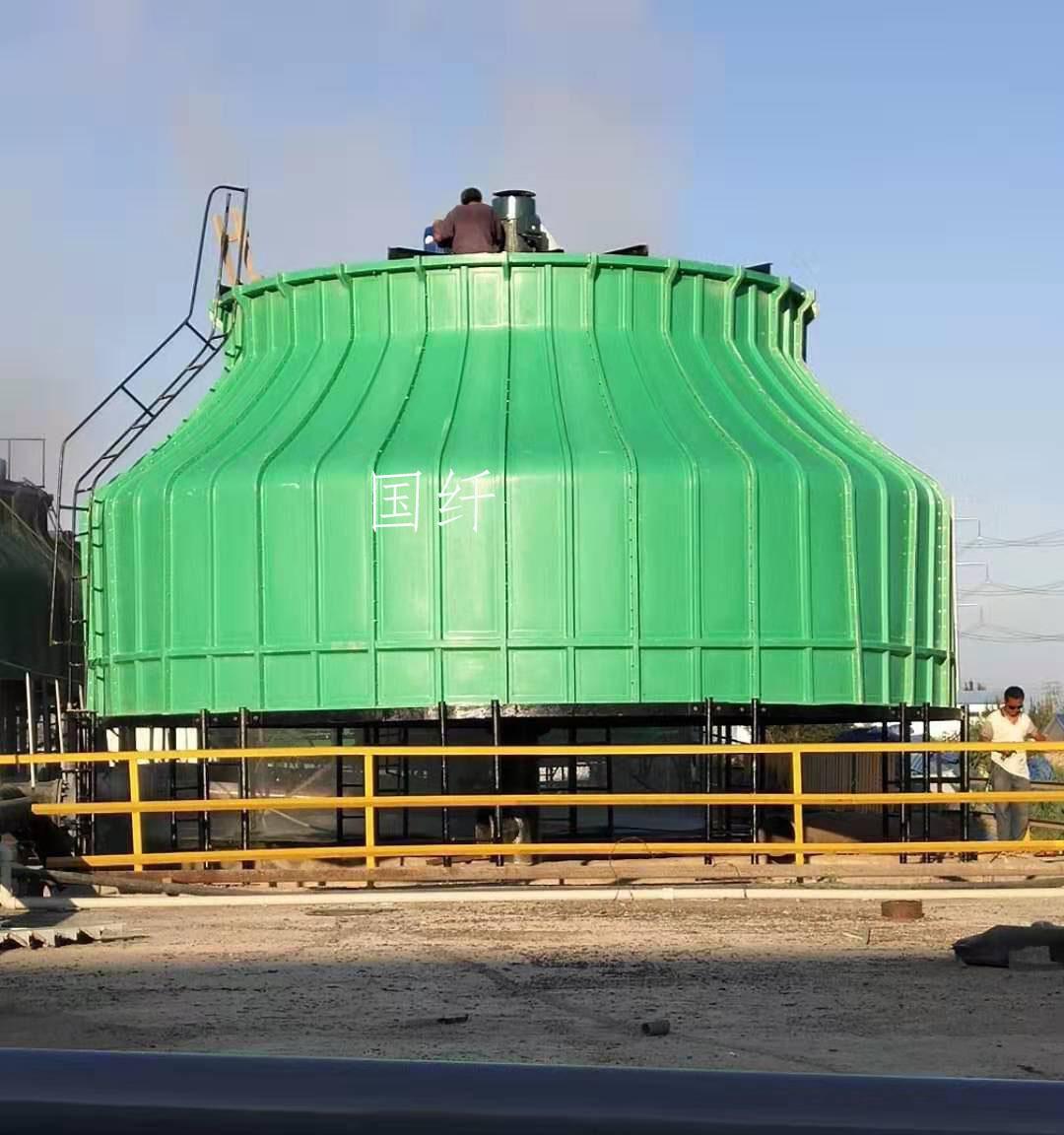 莆田高温冷却塔报价_湿式冷却塔相关-河北国纤复合材料有限公司