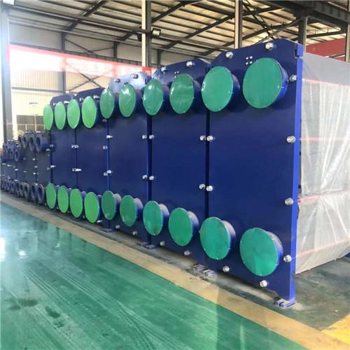 河南可拆板式换热器_容积式换热器相关-山东博泰容器有限公司