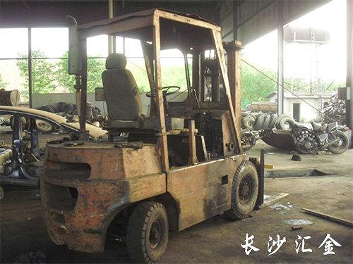 报废车处理价格_机动商务服务价格-长沙汇金报废汽车回收有限公司