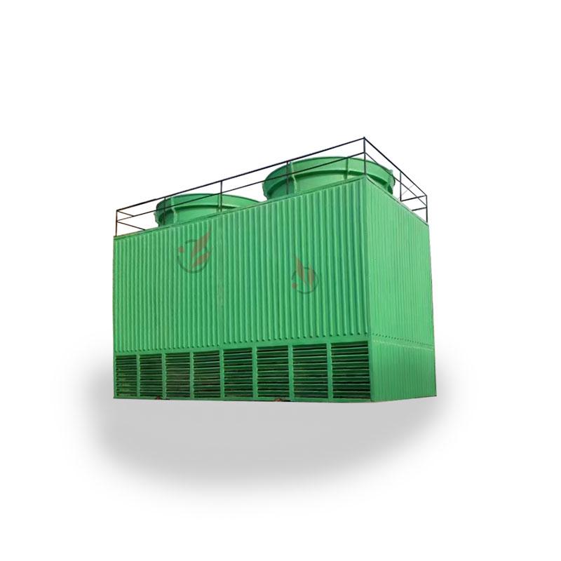 300T方形玻璃钢冷却塔定制_横流式冷却塔相关-新乡市嘉汇玻璃钢环保设备有限公司