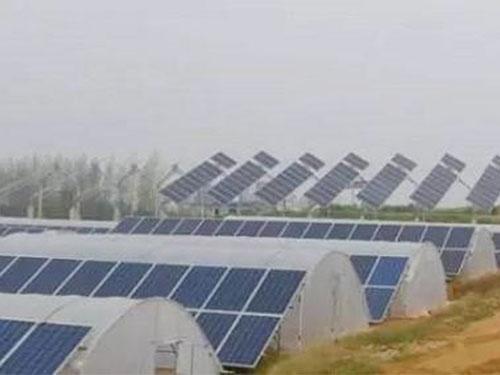 现货供应大型光伏电站项目_光伏支架相关-湖南科诺新能源发展有限公司