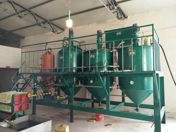 大豆油加工设备_加工设备相关-安阳工科粮油机械有限公司