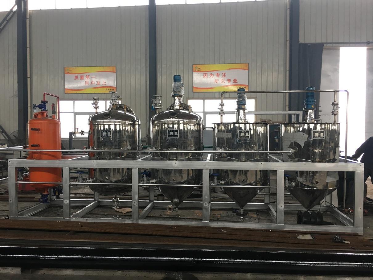玉米油成套设备厂家_小麦油食用油加工设备销售-安阳工科粮油机械有限公司