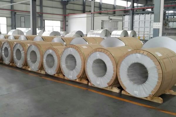 吉利铝卷定制加工_3003铝卷相关-洛阳荣纳商贸有限公司