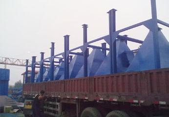 鹤壁木工旋风除尘器生产厂家_脉冲脱硫除尘设备工作原理-洛阳格德除尘设备有限公司