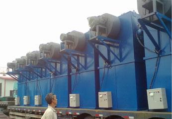 三门峡脉冲静电除尘器设备_焊烟除尘器相关-洛阳格德除尘设备有限公司