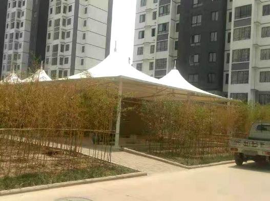 景观膜结构看台施工_膜结构相关-新乡市恒天膜结构有限公司
