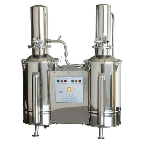 多功能二手双效蒸馏水机转让_全自动二手化工设备-郓城万事顺机械设备商贸有限公司