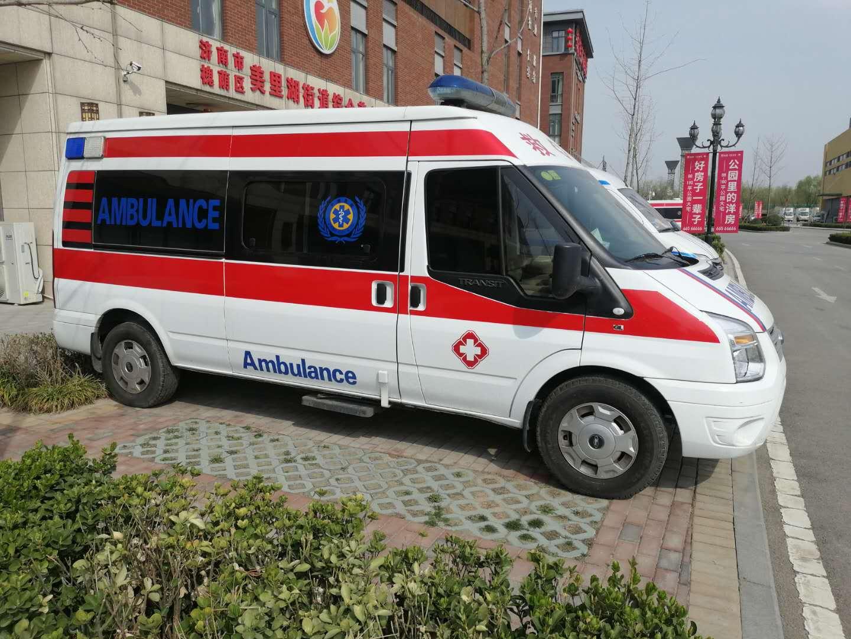 临沂私人长短途救护车送病号_120商务服务-济南顺康居民服务有限公司