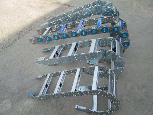 苏州钢铝拖链_180钢铝拖链相关-无锡美信数控机床附件制造有限公司