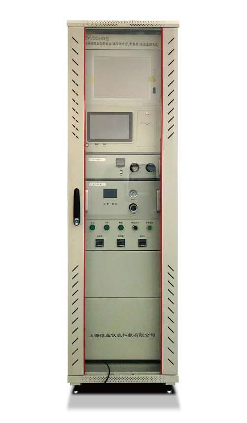 VOCs在线监测系统定做_自动化成套控制系统相关-上海淳业仪表科技有限公司