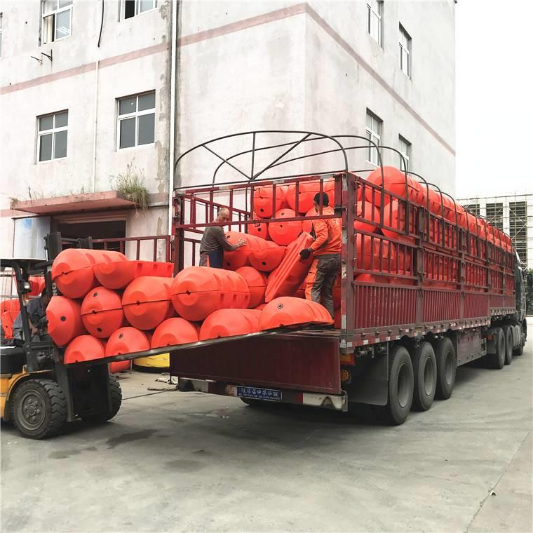 河道脏东西拦污浮筒厂家_浮筒厂家联系方式相关-宁波翔宇塑料科技有限公司