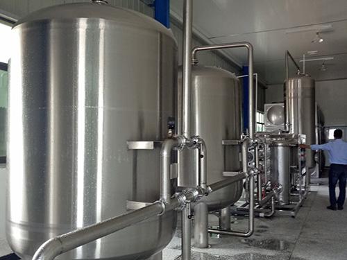 长沙纯水制水设备_纯水机价格  相关-长沙小雨环保科技有限公司