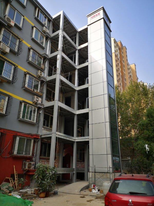 石家庄六楼电梯改造的公司供应厂家_用的舒心机械及行业设备-河北鸿腾电梯销售有限公司
