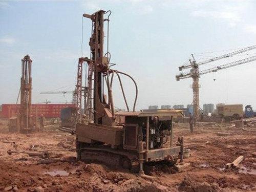 长沙地基打井哪家好_专业能源项目合作采购-湖南湘鸿钻探工程有限公司