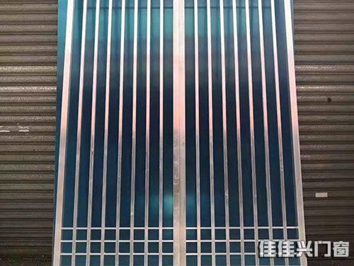 铝合金施工密封护栏_铝合金相关-长沙佳佳兴门窗有限公司