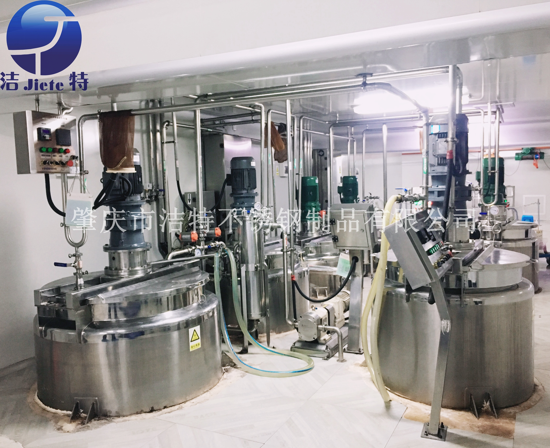 湛江食品生产设备厂家电话_休闲食品加工机械相关-肇庆市高要区洁特不锈钢制品有限公司