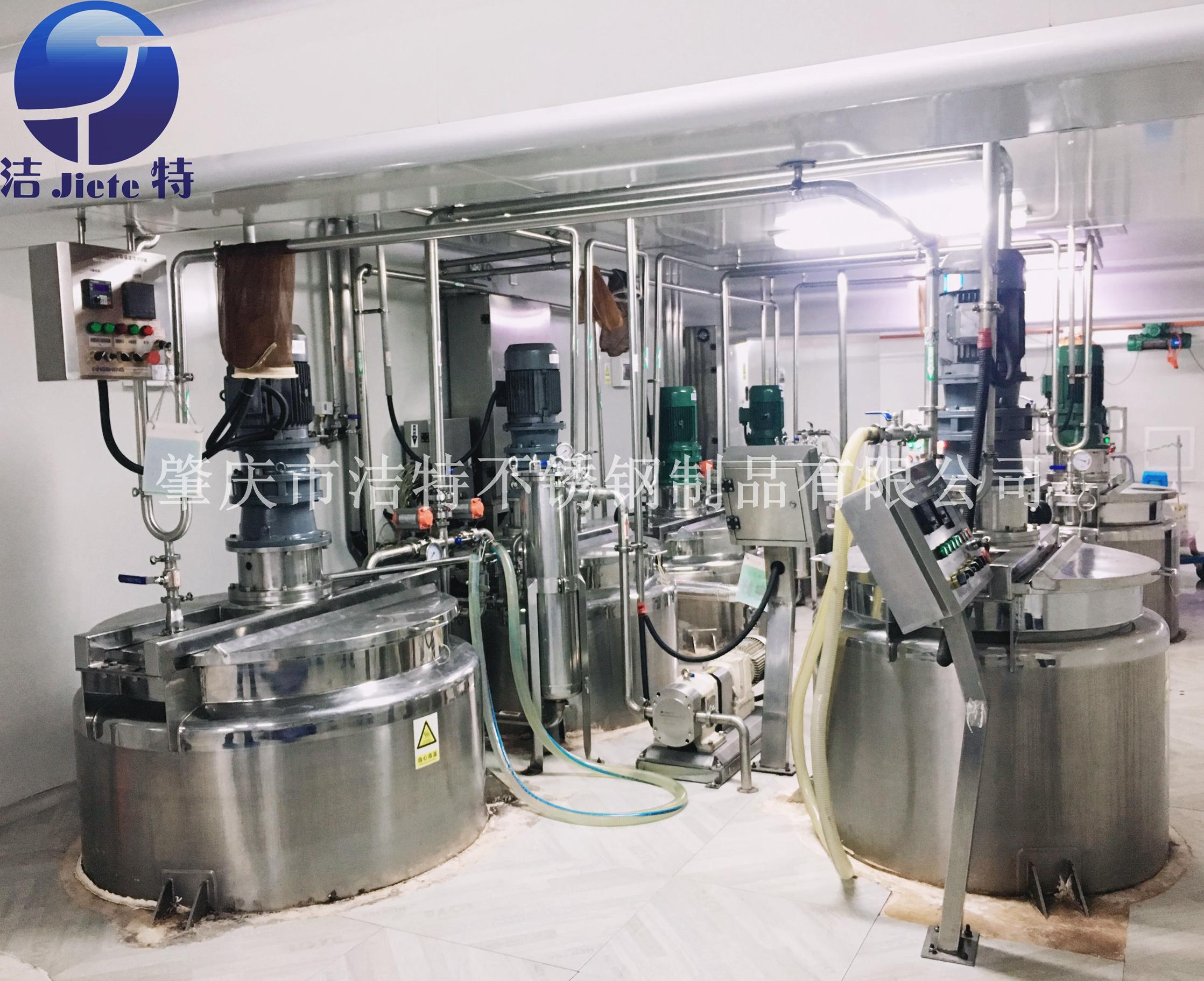 我们推荐长白山杀菌设备_食品、饮料生产线相关-肇庆市高要区洁特不锈钢制品有限公司