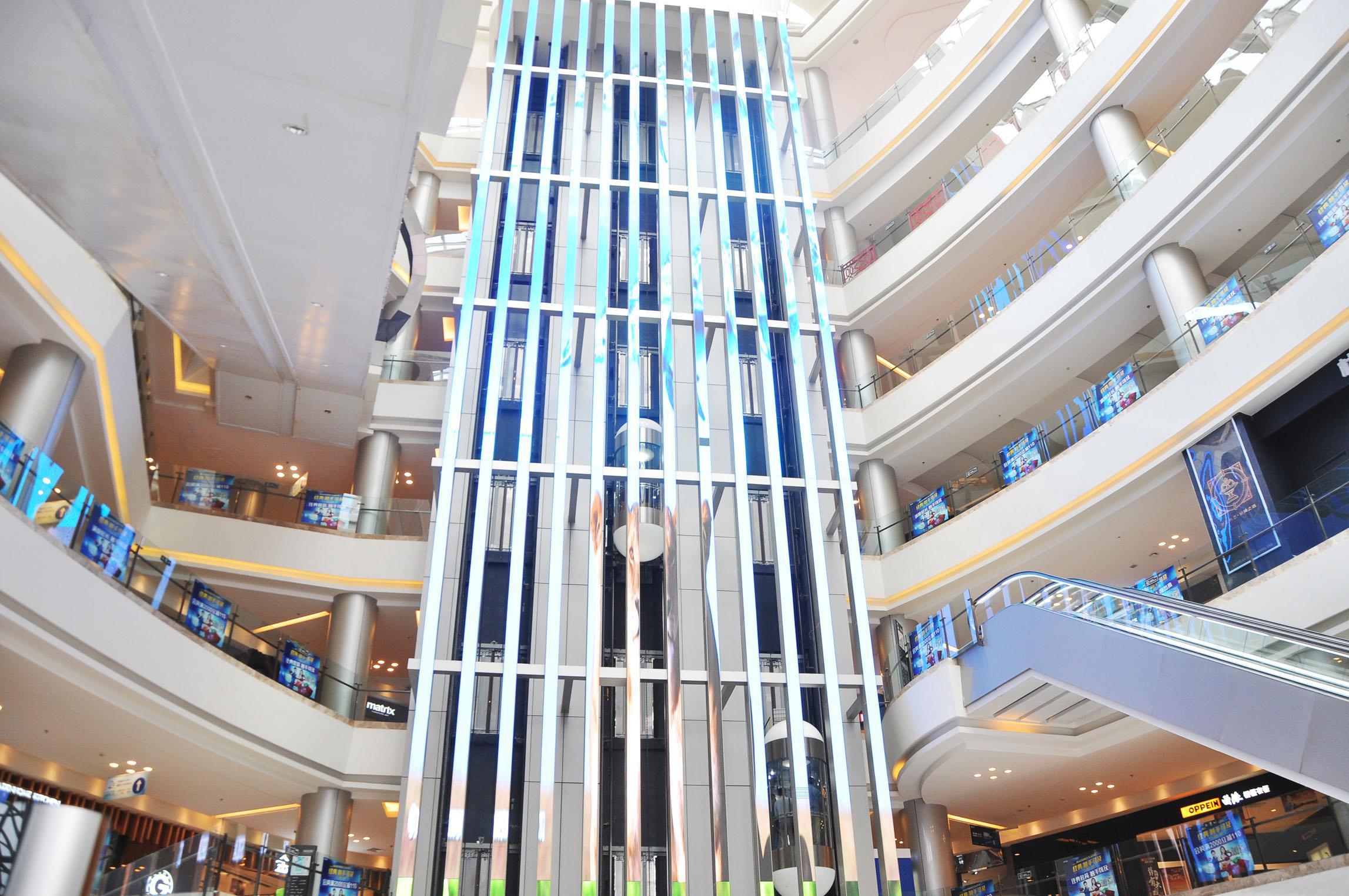 天水观光电梯厂家_乘客电梯相关-甘肃壹城壹家电梯设备工程有限公司