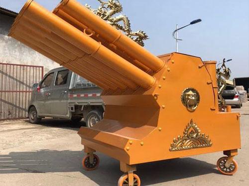 河南环保礼炮车哪个品牌好_礼炮车销售相关-益阳市煜华节庆庆典用品有限公司