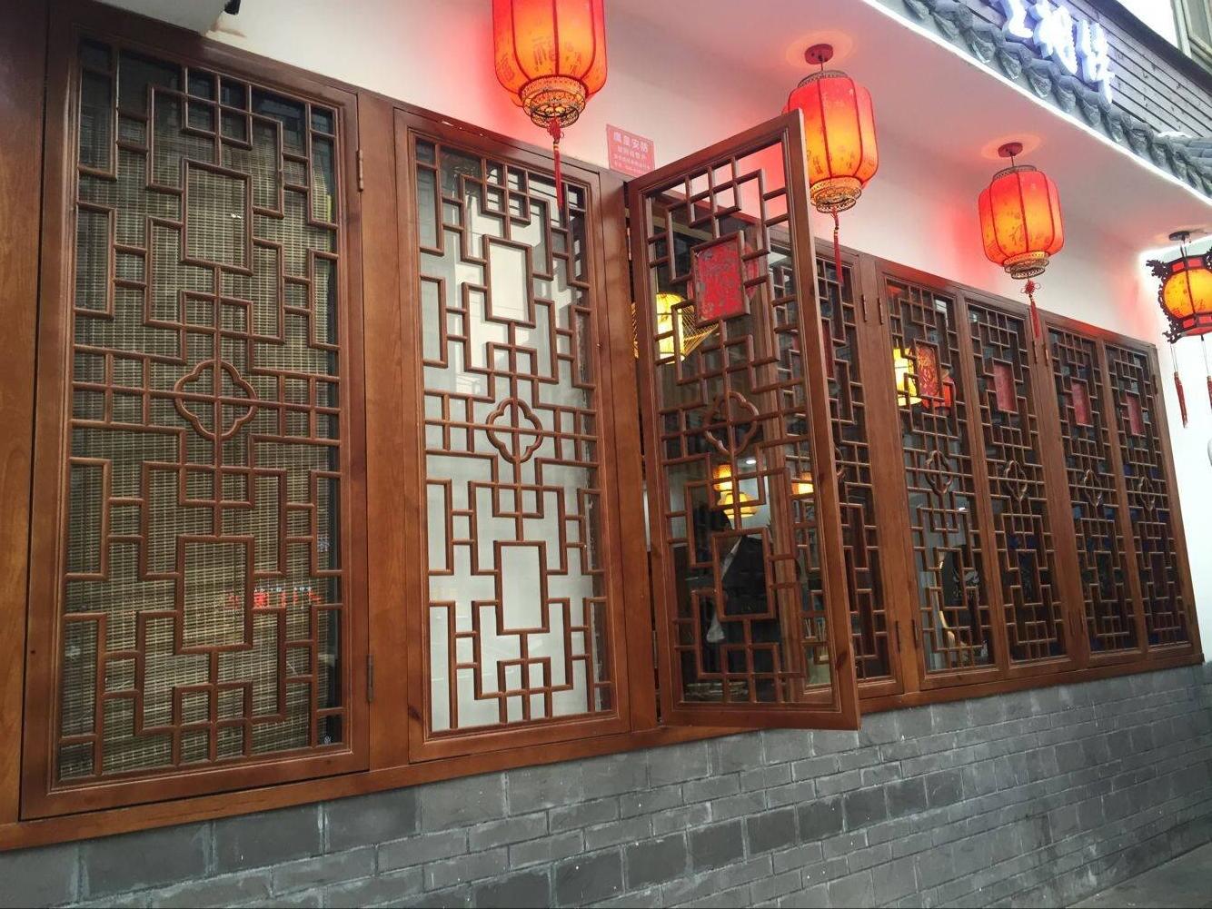 贵州大型仿古窗做法_仿古窗出售相关-成都市成华区顺隆装饰材料经营部