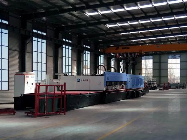 玻璃钢化炉安装_厂-洛阳创跃智能设备有限公司