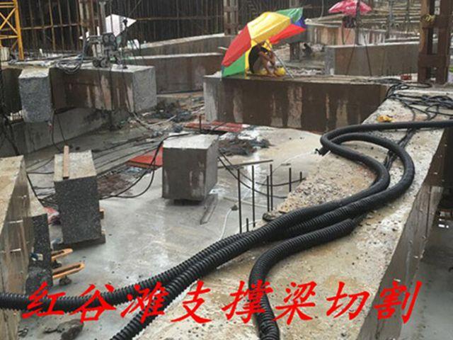 钢筋混凝土切割拆除_绳锯水下桥墩建筑项目合作公司-湖南惠铭劳务有限公司