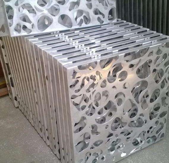 口碑好的冲孔铝单板厂家_佛山金属建材厂家-佛山市润展金属建材有限公司