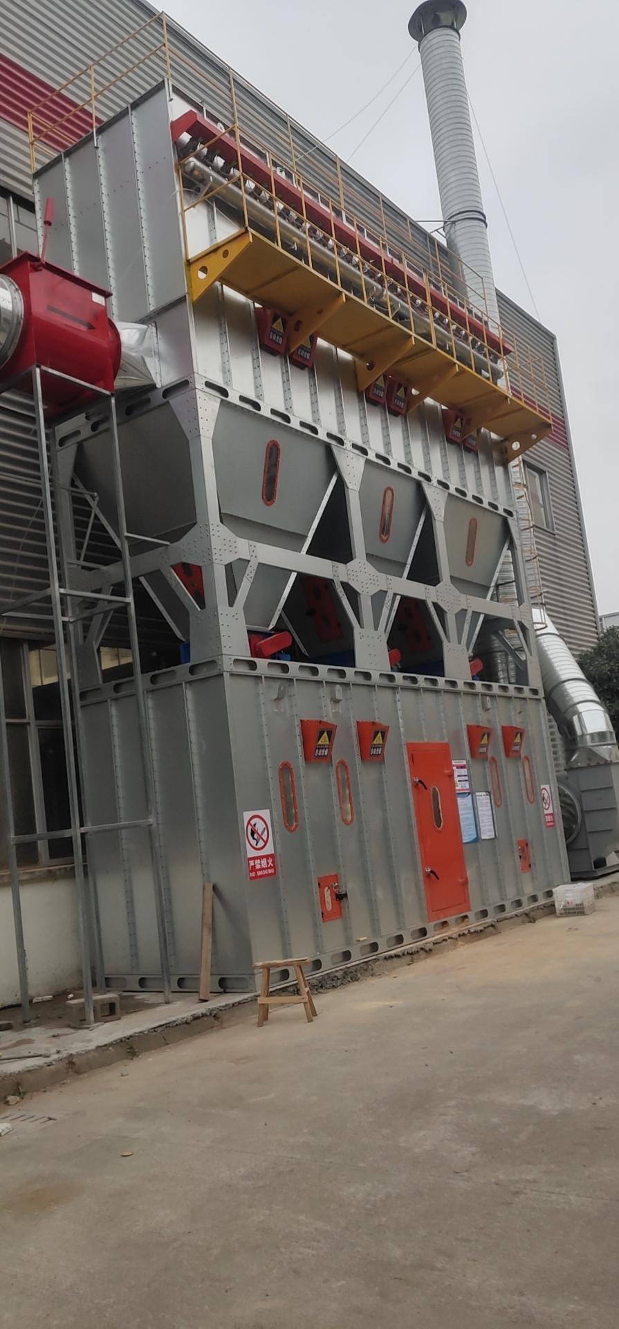 除尘器的工作原理_工业除尘器相关-山东欧铭环保设备有限公司