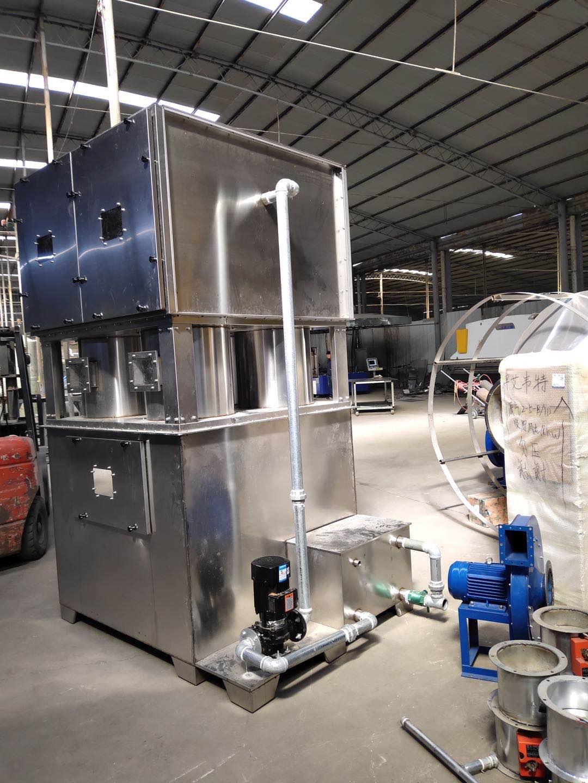 喷淋塔旋流塔厂家电话 脱硫除尘设备