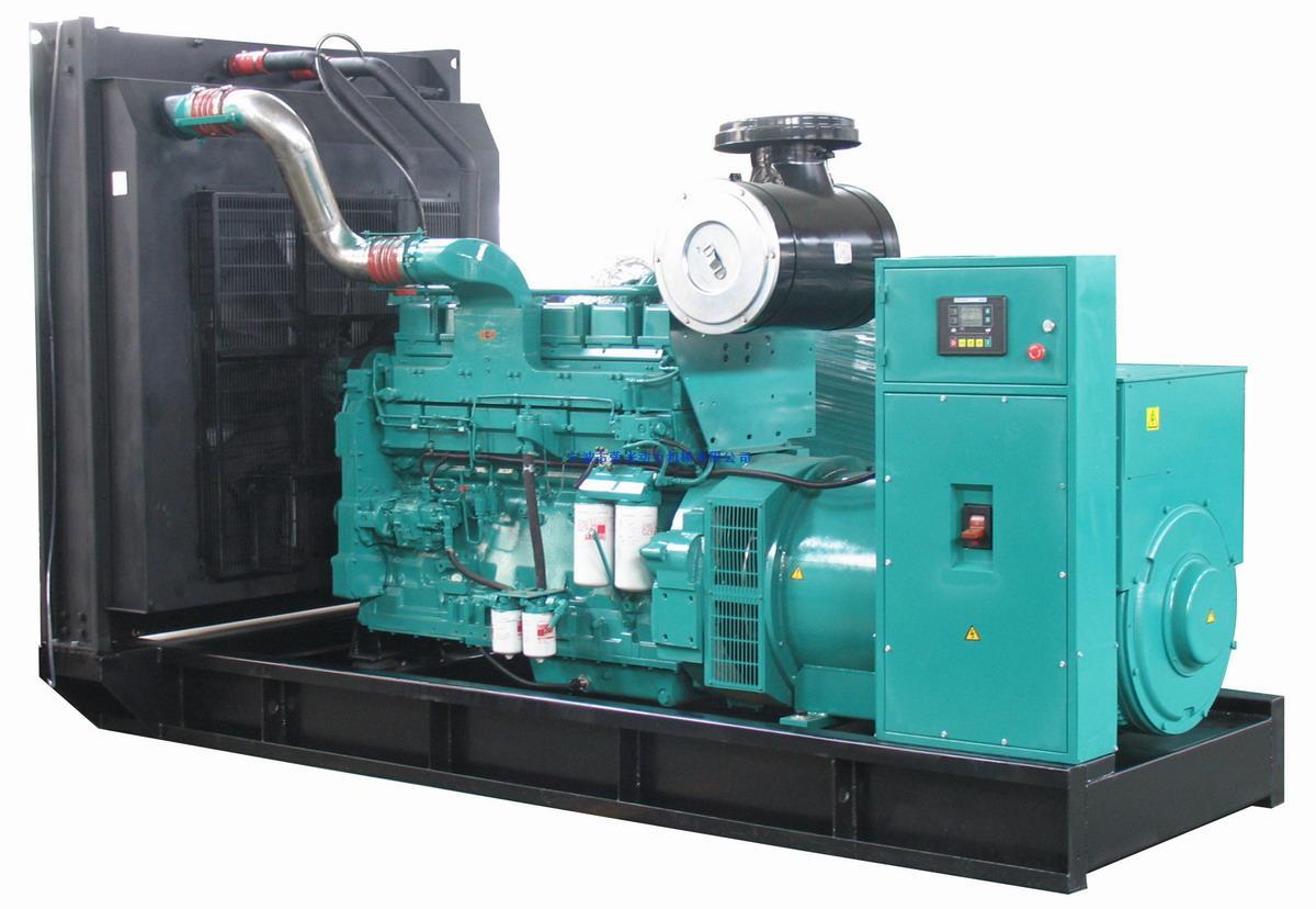 洛阳500KW沃尔沃发电机_发电机组配件相关-洛阳普捷电气设备有限公司