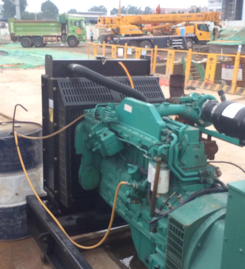 900KW沃尔沃发电机哪里有_矿山柴油发电机组-洛阳普捷电气设备有限公司