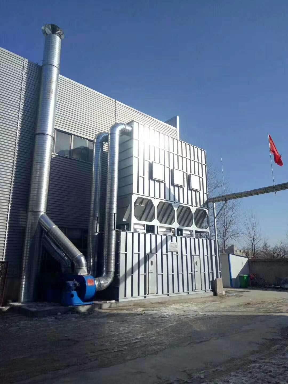 濕式靜電除塵設備_空氣凈化成套設備相關-山東歐銘環保設備有限公司