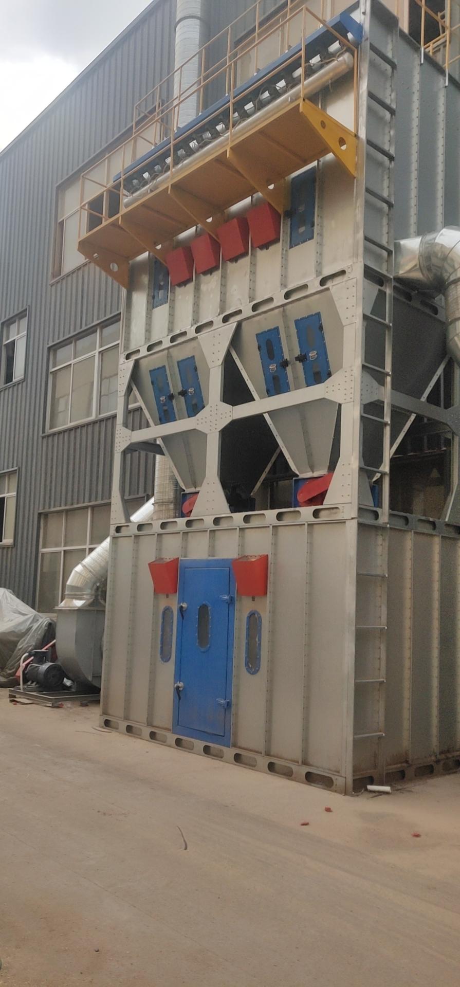 四川中央除塵設備_除塵設備配件相關-山東歐銘環保設備有限公司