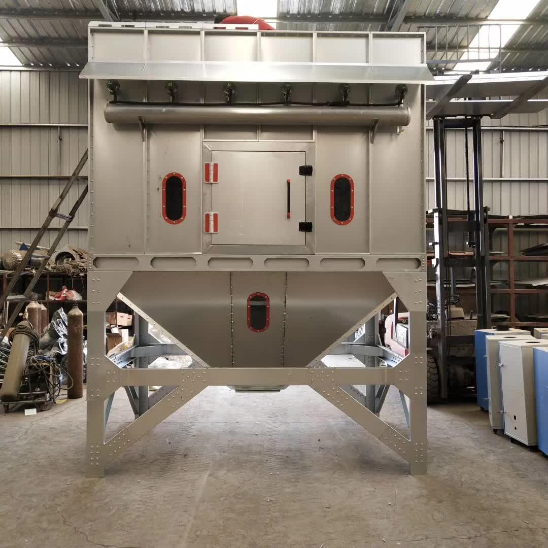 河南粉塵除塵設備多少錢_靜電除塵設備相關-山東歐銘環保設備有限公司