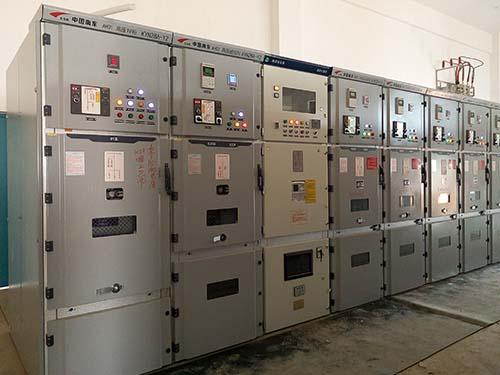 室外强电工程施工方案_ 强电工程相关-株洲隆盛电力安装有限公司