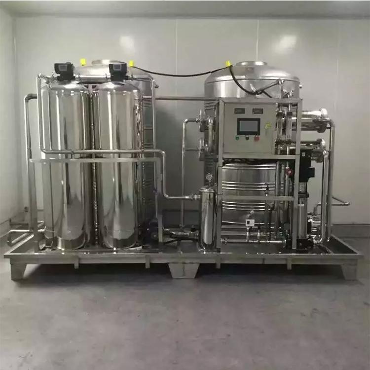 定制純化水設備廠家電話_制藥純化水設備相關-寧波達旺水處理設備科技有限公司