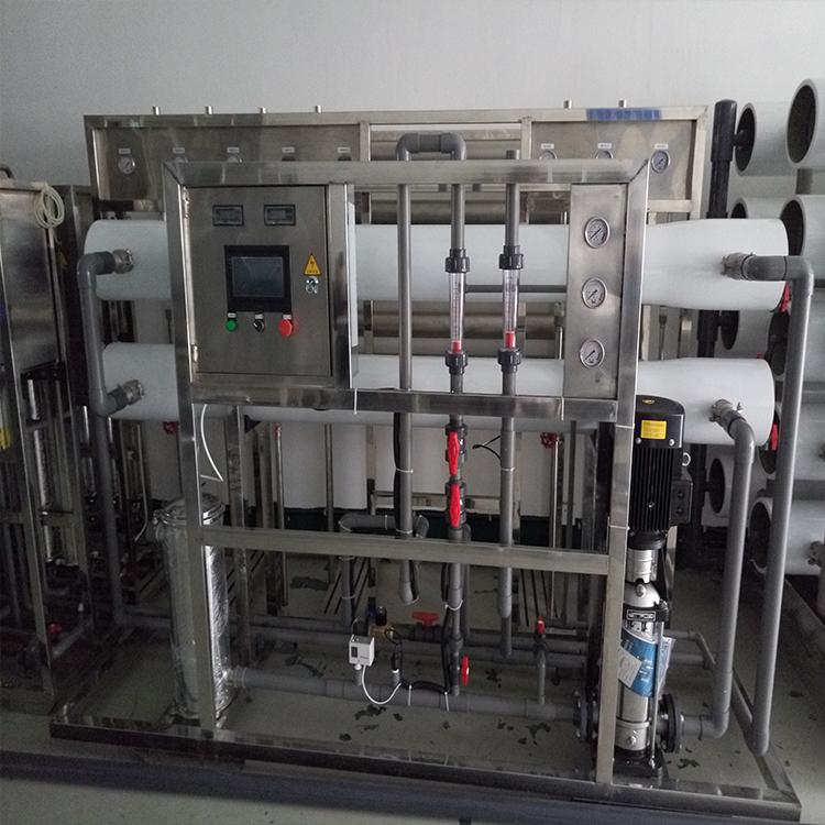 正規純化水設備報價_定制高純水制取設備報價-寧波達旺水處理設備科技有限公司