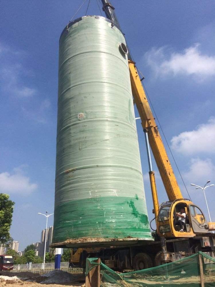 我们推荐河南玻璃钢泵站厂家直销_玻璃钢一体化泵站相关-沁阳市天联实业有限公司